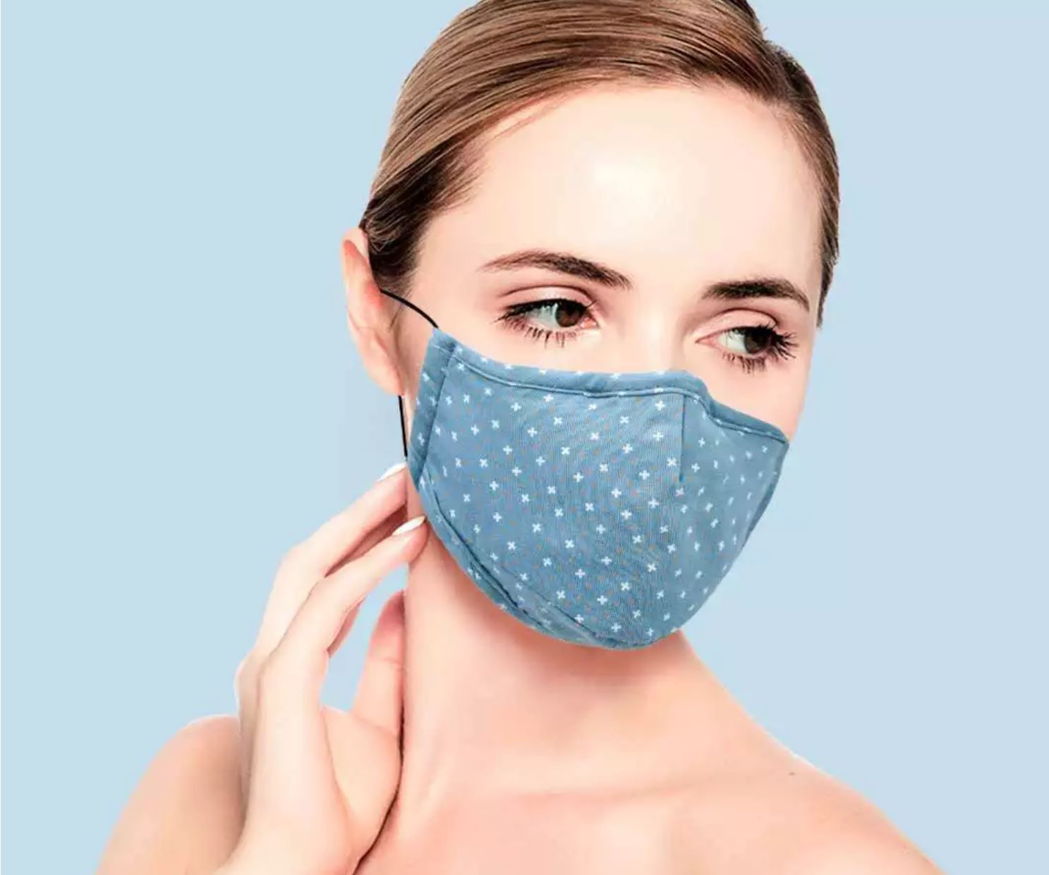 reusable cloth mouth mask