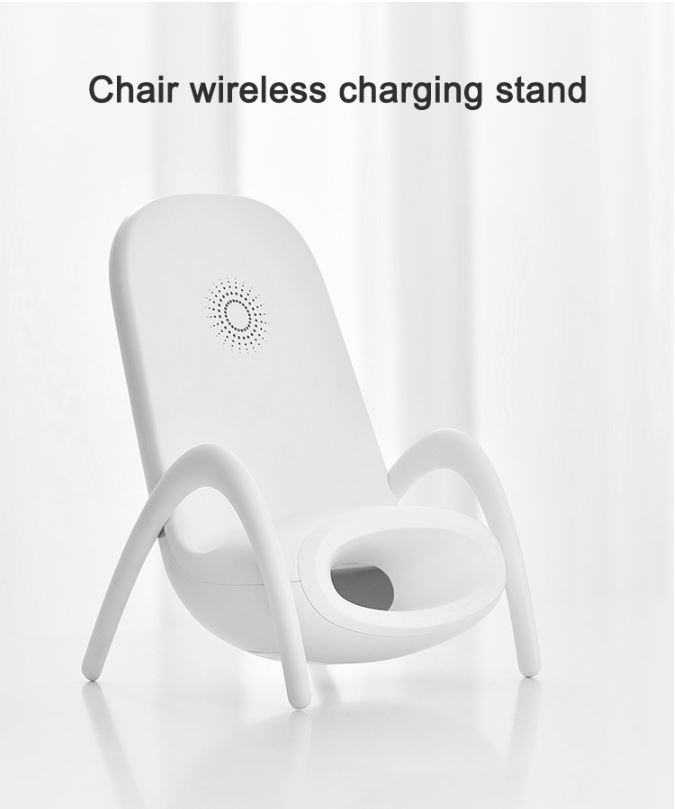 Creative Recliner Qi Wireless Charger